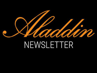 Aladdin Newsletter February 2020