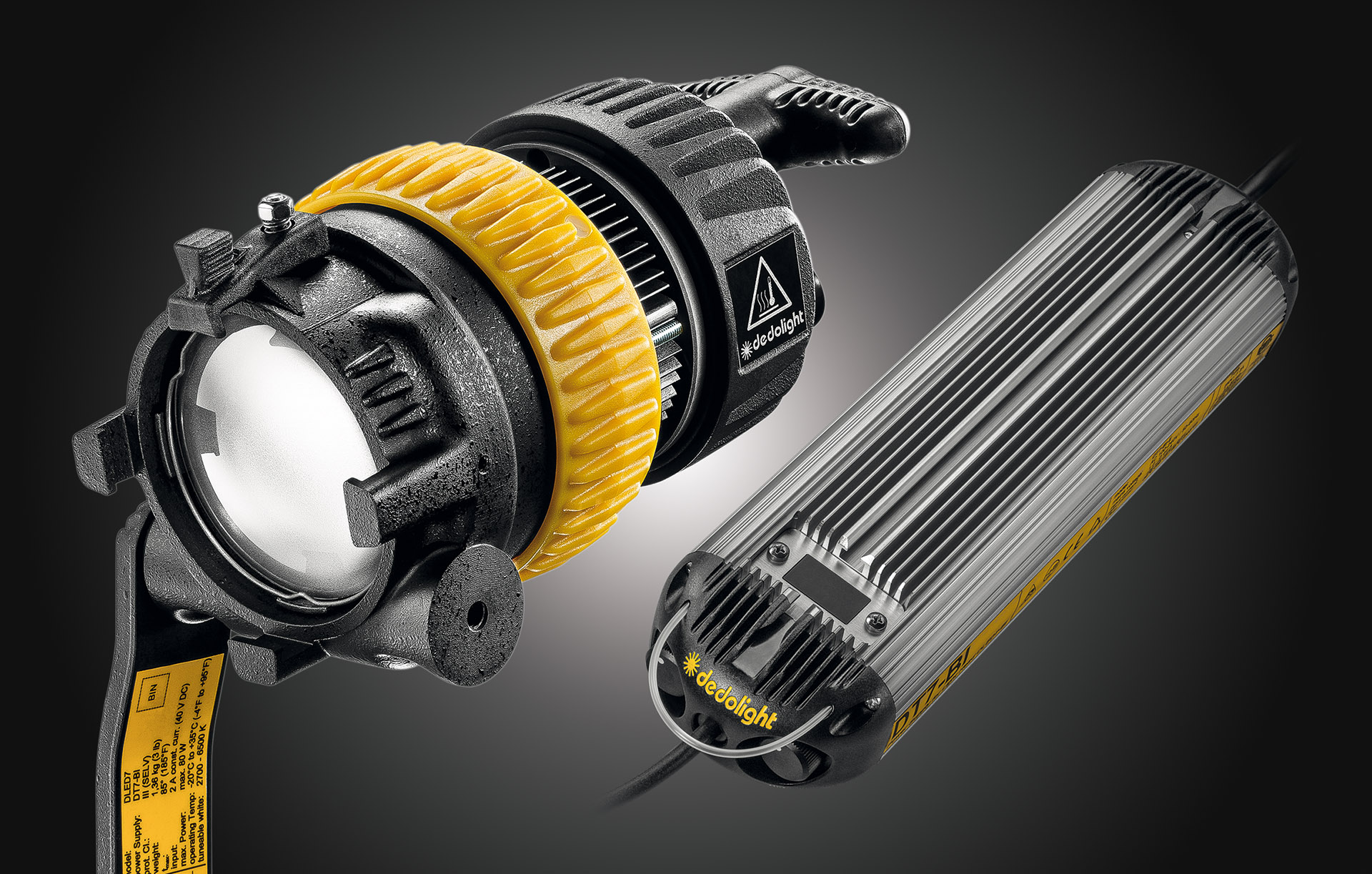 dedolight Turbo Series