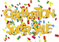 Celebration Supersale